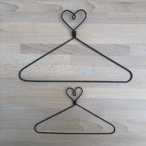 Metal Heart Quilt Textile Hanger for Quilt Panels or Flags