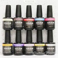 Artistic Nail Design Colour Gloss SET OF 10 Colors Gel Polish Lot Kit > SHIP 24H