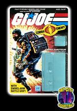 ~1984 G.I. Joe / Cobra ~ Firefly V1 Restoration cardback kit!