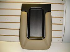 2001- 2007 Cadillac Escalade Avalanche Center Console Replacement Lid Kit Tan