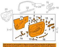 Chevrolet GM OEM 13-15 Malibu Front Door-Trim Panel Right 22892225