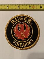 Vintage Ruger Firearms Iron/ Sew On Patch