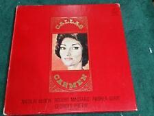 Callas / Carmen. Georges Pretre.(3 LPs) w Booklets