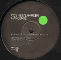 KOSHEEN – Harder - Moksha Recordings – HARDER02 - UK 2002