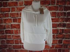 Women's Sperry Nautical Hoodie Sz. Med. White. STS21011  NWT!!Retail $75