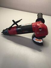 CP Chicago Pneumatic Air Angle Grinder 3450-12AC4 12,000 RPM