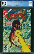 Tales of the New Teen Titans # 4 CGC 9.6 -- 1982 -- Starfire #2068145025