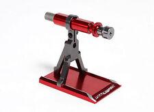 RC Trackstar 1/16th to 1/8th CNC Aluminum  Wheel Balance Stand losi AKA dynamite