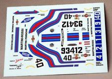 decal 1/43 PORSCHE 935 MARTINI RACING WATKINS GLEN+DIJON 1976 RENAISSANCE DU175D