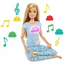 Barbie Breathe with Me Doll Made to Move