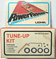 1975 Lionel TCR CCR Slot Less Car Power Passers TUNE-UP Parts KIT 3-4580 Boxed