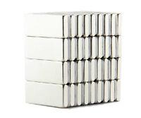 50pcs Neodymium 10 x 5 x 1 mm Strong Square Cuboid Block Magnet Rare Earth