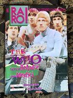 RARO! 98 Magazine about discography ps THE WHO De Andre' Anna Identici