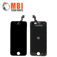 iPhone SE Replacement LCD & Touch Screen Digitizer Glass - Black - 3D Touch