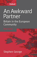 An Awkward Partner: Britain in the European Community-ExLibrary
