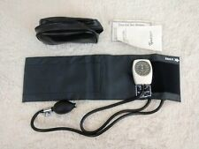 Welch Allyn Tycos Classic Hand Held Aneroid Sphygmomanometer With Adult Cuff