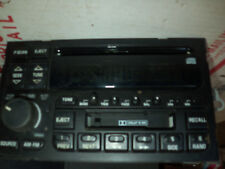 2002 BUICK CENTURY RADIO CD PLAYER OEM RADIO 10321329 TESTED