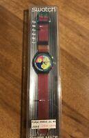 Orologio Swatch Flash Arrow SCL 100 Chrono. Nuovo- Vintage Raro Collezione 1991