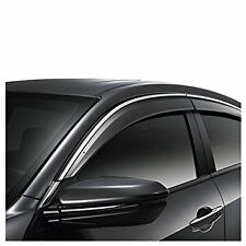 Genuine OEM 2017-2018 Honda Civic 5Dr Hatchback Door Visors