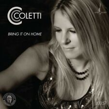 CC Coletti - Bring It on Home [New CD]