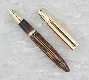 c 1945 Sheaffer Crest Tuckaway Fountain Pen, Restored