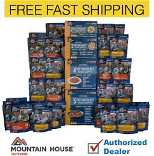 Mountain House Just In Case 14-DAY Emergency Food Supply, Free Shipping