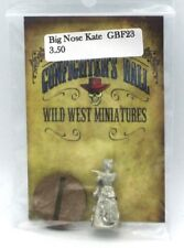 Knuckleduster GBF23 Big Nose Kate (Gunfighter's Ball) Old West Female Woman Hero