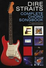 DIRE STRAITS Complete Chord Songbook Guitar Music Book
