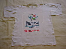 Camiseta Campeonato Football Soccer Futbol Fujifilm UEFA Euro 96 England