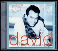 DAVID - Entre Dos Mundos - SPAIN CD AR 1999 - 12 Tracks - Como Nuevo / Near Mint