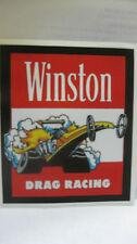 RAT ROD HOT ROD CHOPPER  BOBBER DECAL STICKER   ROCKABILLY   WINSTON DRAG RACING