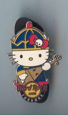 Hard Rock Cafe Fukuoka 2013 Hello Kitty World Series #6 China LE 100