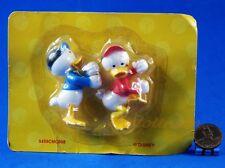 Cake Topper Disney Donald Duck Nephews Huey Dewey Action Figure Statue A479