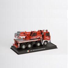 Fire Engine Camion-Grue ASTRA HD7 1:64 1996 Del Prado DieCast - Feuerwehr CBO112