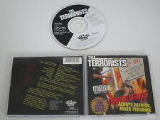 THE TERRORISTS/TERROR STRIKES - ALWAYS BIZNESS(RAP-A-LOT CDL (57173)) CD ALBUM