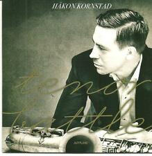 HAKON KORNSTAD - Tenor battle - Rare 2015 Scandanavian Jazz 8-track CD album-NEW