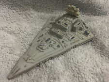 Vintage 1979 Star Wars Die Cast envío Imperial Star Destroyer
