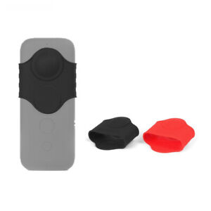 Silicone Protective Cover Camera Lens Protector Accessories for Insta360 One X