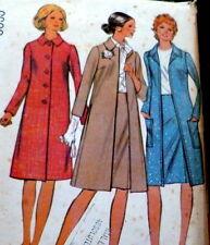 LOVELY VTG 1970s COAT & SKIRT Sewing Pattern 14/36