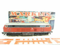 BT61-1# Märklin H0/AC 3075 Diesellok/Diesellokomotive 216 025-7 DB, gut+OVP