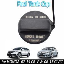 Gas Fuel Filler Tank Cap 17670-T3W-A01 For Honda CR-V Civic Accord Insight Pilot
