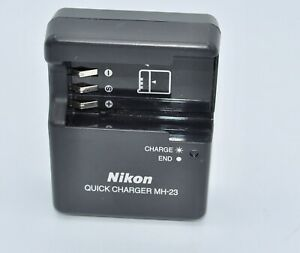 Nikon MH-23 Quick Battery Charger