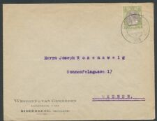 20 CT. NR. 69 OP COUVERT BODEGRAVEN - WENEN 22.XI.1921   ZH583