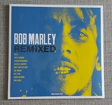 BOB MARLEY - REMIXED - BRAND NEW RE-ISSUE 180 GRAM VINYL ON NOT NOW RECORDS-2019
