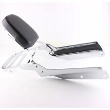 Backrest Sissybar Luggage Rack For Honda VTX1300 2003 04 05 06 VTX1800 02-08 07
