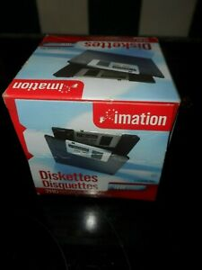25 NEW IMATION 2HD DISKETTES