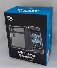 Mini Amp Speaker - For Most Smartphones & Tablets - Brand New