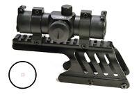 Hammers Slug Gun Shotgun Red Dot Sight and Scope Mount Kit for 12GA 870 Pump