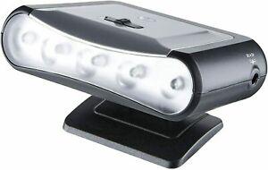 TV Simulator 87631500 Einbrecherschutz ABS 8,7 x 4,2 x 7,4 cm Schwarz 9283