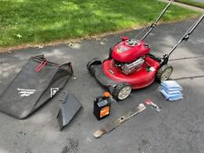 """Craftsman 21"""" push lawn mower (3 in 1) gold series with extras - Nj pickup"""